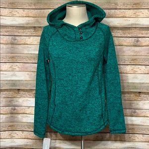 NWT Exertek Green Sweatshirt